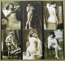Various Selections of Erotica Postcard / Contemporary Trading Cards Cult-Adult