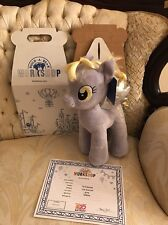 BRAND NEW Build A Bear My Little Pony Muffins Stuffed Plush