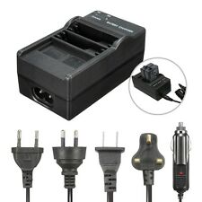 AHDBT-501 Battery Dual Port Slot Charging Charger Dock For Gopro Hero 5 Camera