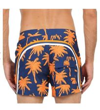 Costume Sundek m502bdp01bp low rise 14 007 navy blu medio beachwear