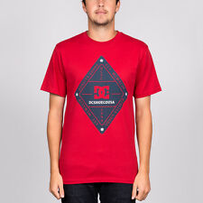 DC 'Long Day' Tee. Chili Pepper.