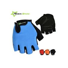 ROCKBROS Cycling Mittens Bike Bicycle Gloves Short Half Finger Gloves
