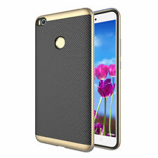 Silicone Cover + PC Frame Mi MAX 2 Hybrid Case Shockproof Soft TPU For Xiaomi