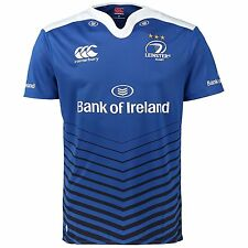 100% Official Canterbury Leinster Rugby Home PRO Jersey 2015/2016, Men's