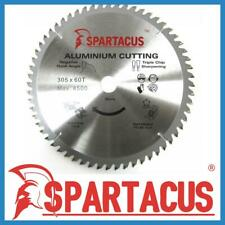 Spartacus Aluminium Cutting Saw Blade 305 mm x 60 Teeth x 30mm Various Models