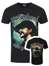Motorhead Clean Your Clock Colour Men's Black T-shirt