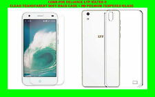 Combo For Reliance Lyf water 6 Clear Back Case + HD Premuim Tempered Glass