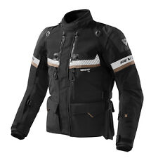 REV'IT! DOMINATOR GTX Gore-Tex Giacca Moto Nero REV. IT REVIT tutte le misure