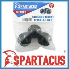 Pack of 3 SP283 Spartacus Spool & Line To Fit Ryobi and Challenge Models