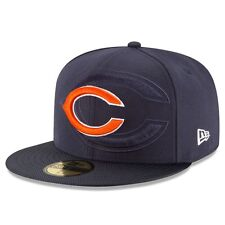 New Era NFL CHICAGO BEARS Authentic 2016 On Field 59FIFTY Game Cap NEU/OVP