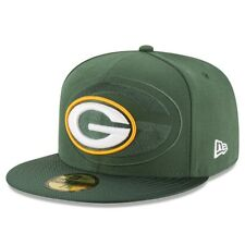New Era NFL GREEN BAY PACKERS Authentic 2016 On Field 59FIFTY Game Cap NEU/OVP