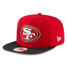 New Era NFL SAN FRANCISCO 49ers Authentic 2016 On Field Sideline 9FIFTY Snapback