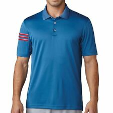 Adidas ClimaCool 3-Stripes Club Polo Shirt - Core Blue
