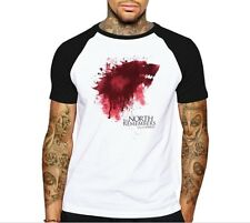 Game of Thrones North Remembers Bloody Dire Wolf House Stark T-Shirt Season 7