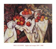 New Apples and Oranges Paul Cezanne Print