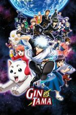 Gintama Key Art Poster 61x91.5cm