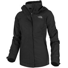 THE NORTH FACE DONNE Evolution II Triclimate Outdoor Giacca Black t0cg54kx7