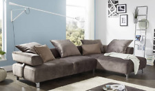 candy polstergarnitur oregon sofa ecksofa modell sk 400 ebay. Black Bedroom Furniture Sets. Home Design Ideas