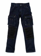 Hose Herren Carhartt Denim Multi Pocket Tech Pant Jeans Business