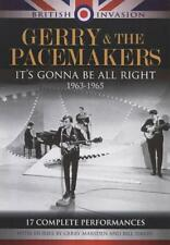 GERRY & THE PACEMAKERS - IT'S GONNA BE ALL RIGHT 1963-1965 USED - VERY GOOD DVD