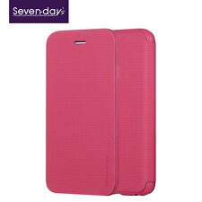 Red Seven Days X_Level I Phone Cases PU Leather Cell Cover For I Phone 6 and 7