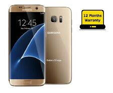 Samsung Galaxy S7 edge SM-G935 - 32GB - Black Onyx / Gold (Unlocked) Smartphone