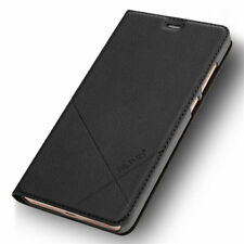 Slim Flip Business Back Case For Xiaomi Redmi Note 4X/4X PU Leather Wallet Cover