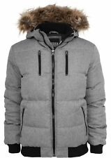Jacke Herren URBAN CLASSICS Melange Expedition Jacket Winter