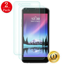 [2-PACK] LG Stylo 4 / Stylo 5 / K30 K40 Clear HD Tempered Glass Screen Protector