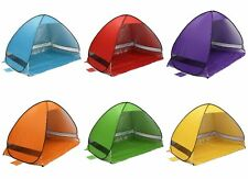 Pop Up Instant Portable Outdoor Cabana Camping Travel Family Beach Tent Anti UV