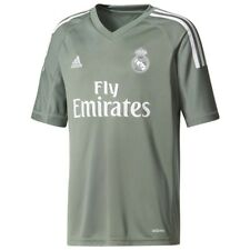 Adidas Real Madrid Home Gk Jersey Junior Squadre