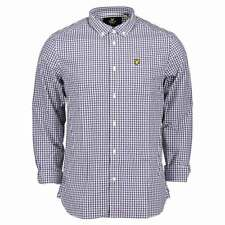 Lyle and Scott Gingham Camicie manica lunga