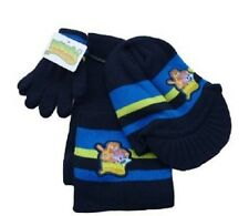 MOSHI MONSTERS SOMBRERO, pañuelo y Set Guantes 2140