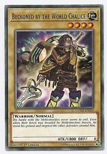 Beckoned by the World Chalice COTD-EN020 Common Yu-Gi-Oh Card Single/Playset 1st