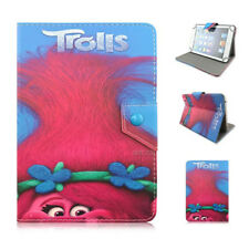 """Universal case for 7-7.9"""" tablets pu leather cute cartoon magnetic flip cover"""