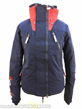 SUPERDRY WOMENS SNOW RIDER SKI JACKET SIZE SMALL