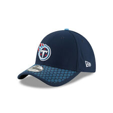 New Era NFL TENNESSEE TITANS Authentic 2017 Sideline 39THIRTY Stretch Fit Game C