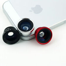 Objectif Appareil Photo Grand Angle Objectif Macro Kit pour iPhone Android