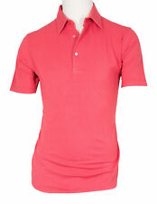 Loro Piana Polohemd in orange-rot