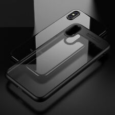 Luxury Hybrid Shockproof Ultra Thin Slim TPU+PC Bumper Case Cover For iphone 8