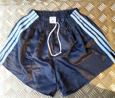 Genuine Adidas Shorts Vintage Retro From the 1980's. 3 Stripes Damaged All Sizes
