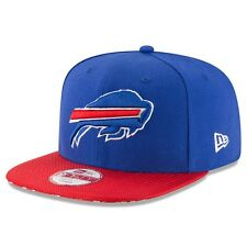 New Era NFL BUFFALO BILLS Authentic 2016 On Field Sideline 9FIFTY Snapback Game