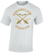 Ravenclaw Mens T-Shirt - Harry Potter inspired Lord of the Rings Quidditch tshir