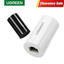 UGREEN RJ45 Coupler Cat7 Cat6 Cat5e Ethernet Lan Cable Connector Network Keyston