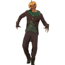 Adult Mens Goosebumps Jack-O'-Lantern Halloween Fancy Dress Costume Outfit 42943