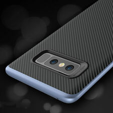 Samsung Galaxy note 8 Hybrid Case Shockproof Soft TPU Silicone Cover + PC Frame