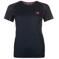 Ladies KARRIMOR Breathable Sports Top - T/Shirt Fitness Gym Workout Running New