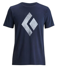Black Diamond S s Chalked Up Tee T-shirts casual