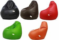 Sattva XXL Bean Bag Cover only  (Without Beans)