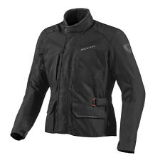 REV'IT! VOLTIAC textile moto tex veste noir REV IT REVIT toutes tailles
